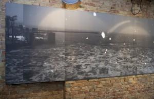 Se værker fra udstillingen PANORAMA, Caféen Din Nye Ven, København, 2013